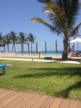 Club Med Cancun Yucatan : la piscine du JADE