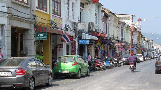 Old Phuket Town: House