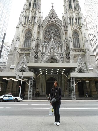 St. Patrick's Cathedral: Catedral
