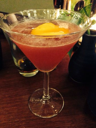 The Almanack: Nice cocktails!