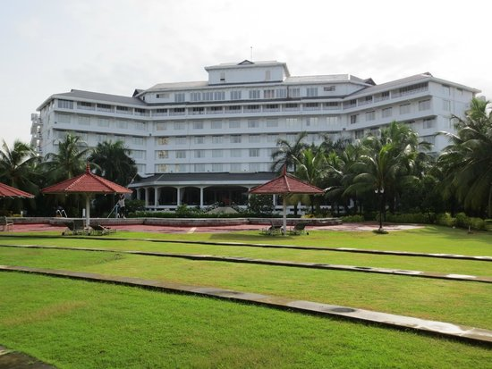 Le Meridien Kochi: View from the Garden