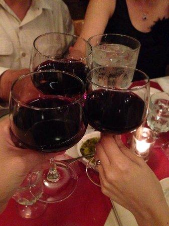 Da Gennaro Restaurant : Dinner