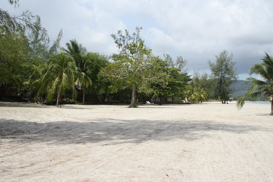 Four Seasons Resort Langkawi, Malaysia: Sahilden bir görüntü