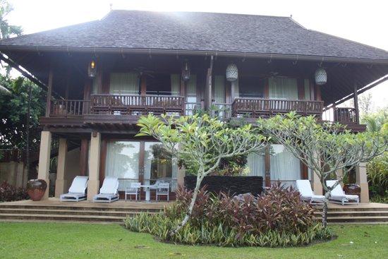 Four Seasons Resort Langkawi, Malaysia: Villaların görüntüsü