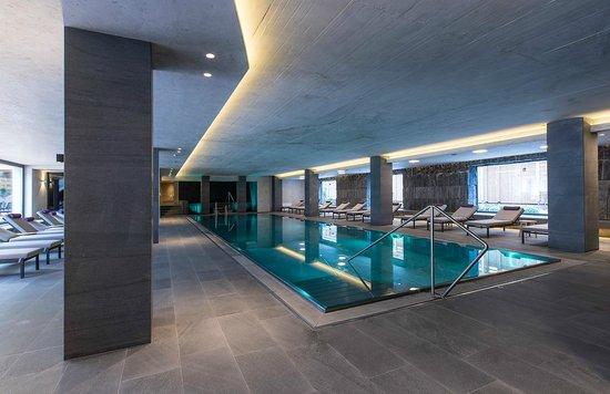 Elisabeth Hotel: Indoorpool