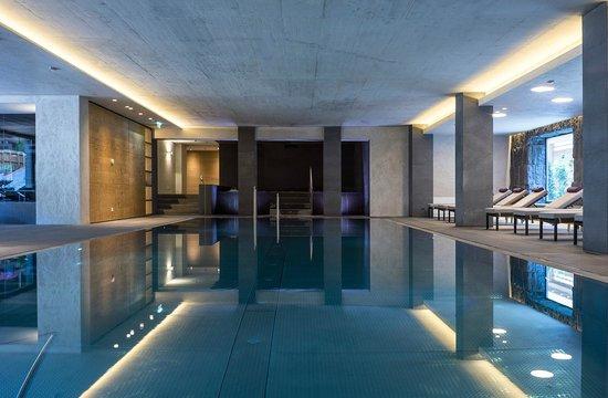 Elisabeth Hotel Premium Private Retreat: Indoorpool