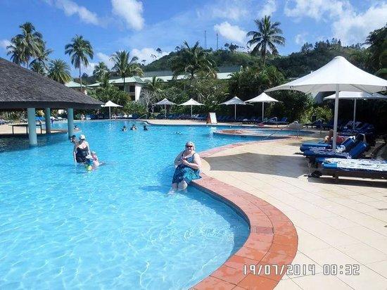 Naviti Resort : wow loved this pool