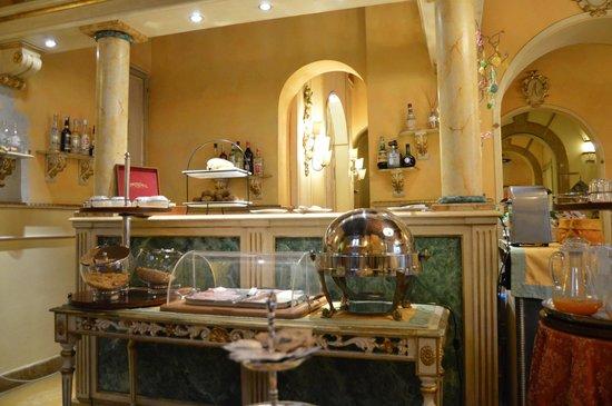 Hotel Palazzo Alexander: Hotel Reception