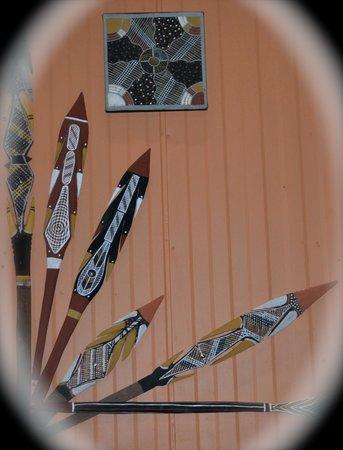 Clearwater Island Lodge: Tiwi Culture