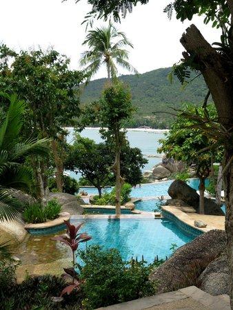 Panviman Resort - Koh Pha Ngan: Pool
