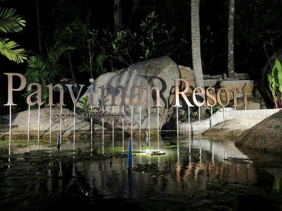 Panviman Resort - Koh Pha Ngan: Eingangsbereich