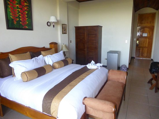 Hotel San Bada : BED