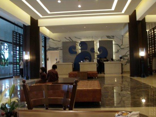 Le Meridien Kochi : Entrance Foyer