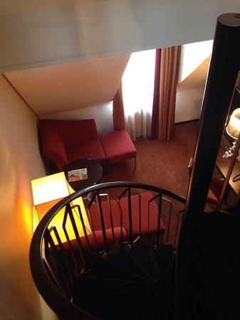 Mercure Hotel München City Center: Stairs