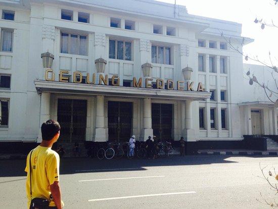 favehotel Braga: Near to Gedung Merdeka and museumAsia afrika