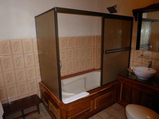 Hotel San Bada : TUB