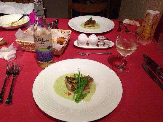 La Collina : メイン料理