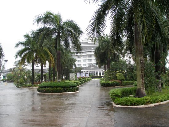 Le Meridien Kochi : Hotel from the entrance