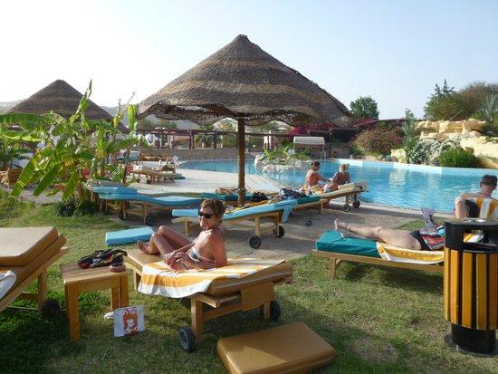 LTI - Pyramisa Isis Island Resort & Spa : Piscine