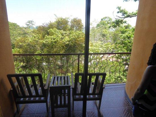 Hotel San Bada : VIEW