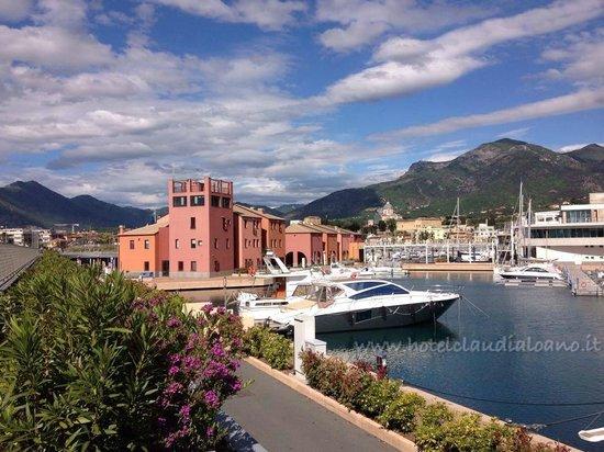 Hotel Claudia: Marina di Loano