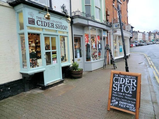‪Three Counties Cider Shop‬