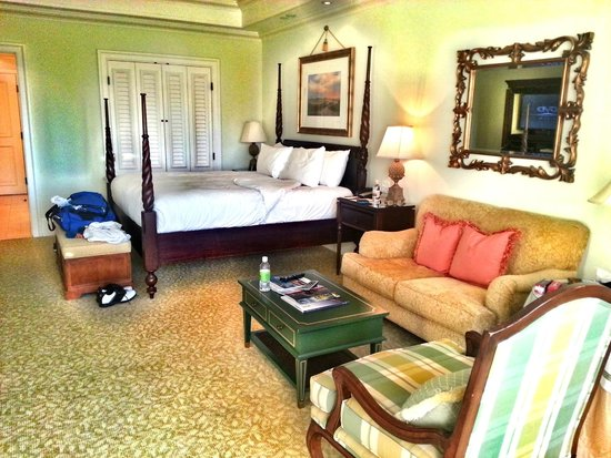 The Sanctuary Hotel at Kiawah Island Golf Resort: Bedroom