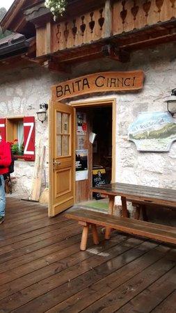 Rifugio Baita Cianci : baita