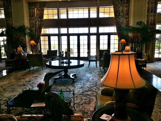 The Sanctuary Hotel at Kiawah Island Golf Resort: Relaxing room