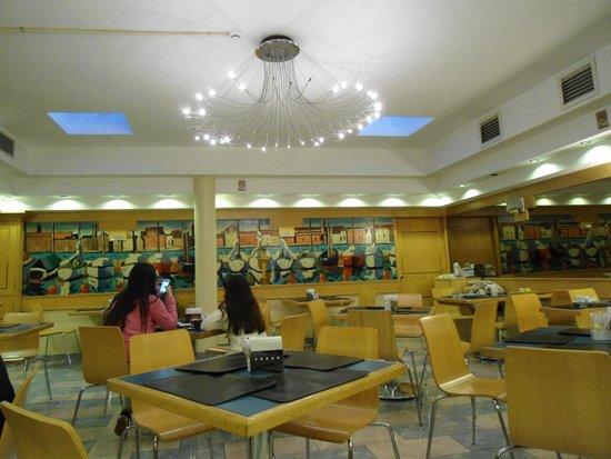 Hotel Lafayette: Ambiente do café da manhã