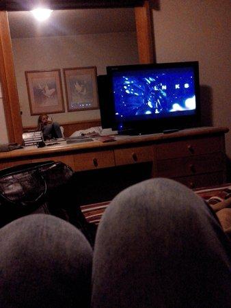 Hotel Lafayette: Tv do quarto