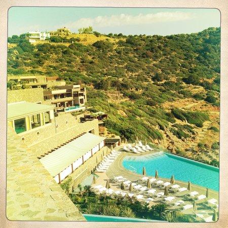 Daios Cove Luxury Resort & Villas: Resort