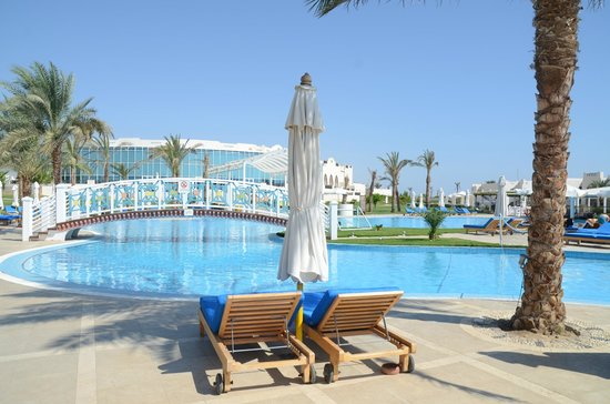 Hilton Marsa Alam Nubian Resort : General view from the main pool area