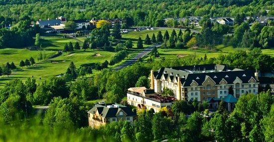 Hotel Chateau-Bromont: Domaine Château-Bromont