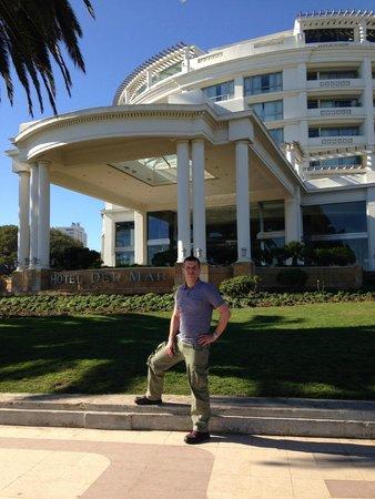 Hotel del Mar - Enjoy Vina del Mar - Casino & Resort: Hotel e eu.