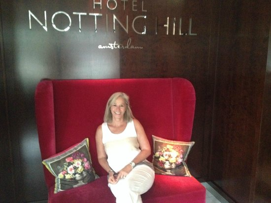 Hotel Notting Hill : ENTRANCE LOBBY