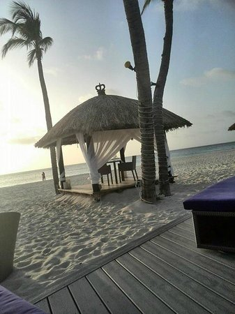 Bucuti & Tara Beach Resort Aruba: bucuti spiaggia