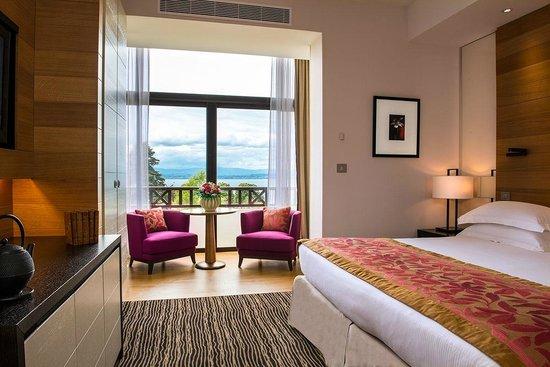 Hotel Ermitage - Evian Resort : Privilège Côté Lac