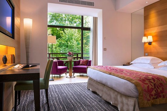 Hotel Ermitage - Evian Resort : Chambre Privilège Côté Sud