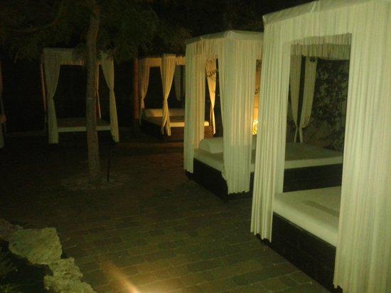 Hotel Club Koinè: zona relax