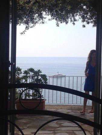 La Maliosa d'Arienzo: Room Sea view