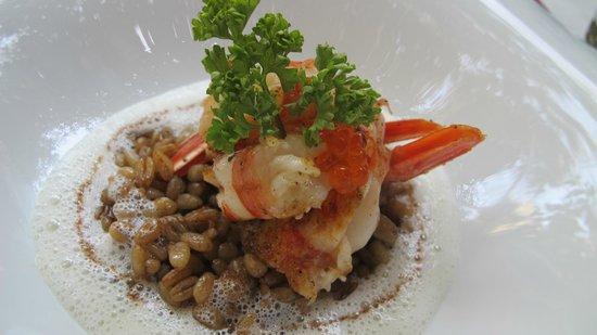 La Vila Restaurant: Starter