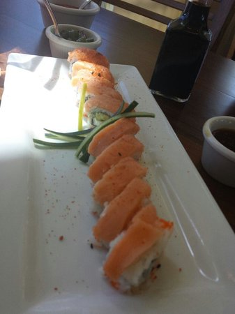 Oriental Grill: Sushi