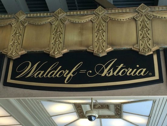 Waldorf Astoria New York: Charm and Character