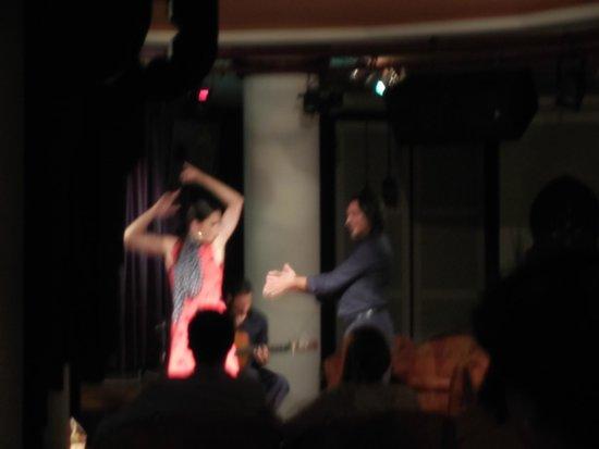 Barcelo Corralejo Bay: Flamenco in the Hotel