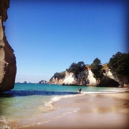 Cathedral Cove Walk: Cathedral Cove - New Zealand