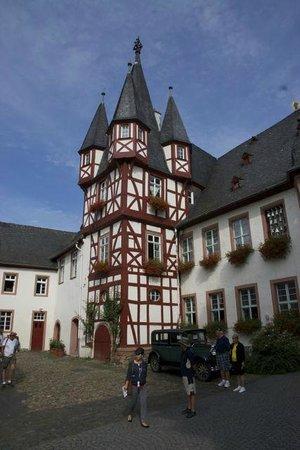 Siegfried's Mechanisches Musikkabinett: Mechanical Music Museum tower