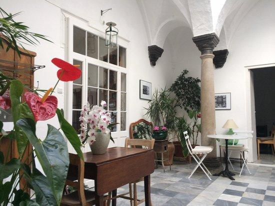La Casa Grande: Breakfast room