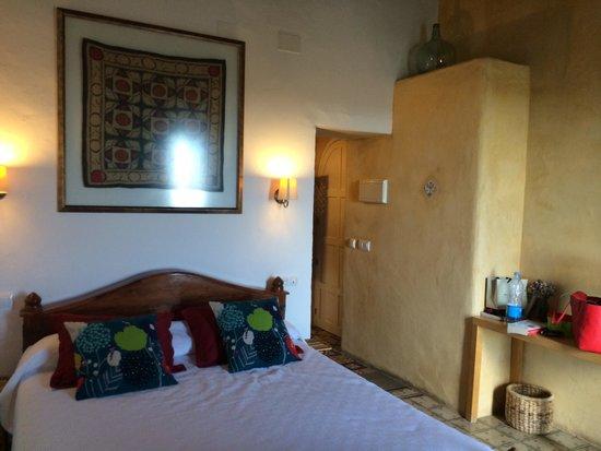 La Casa Grande: Our bedroom