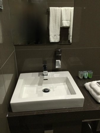 Junction Hotel : Wash and toileteries